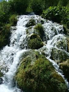S úchvatnými vodopády se setkáte na každém kroku.