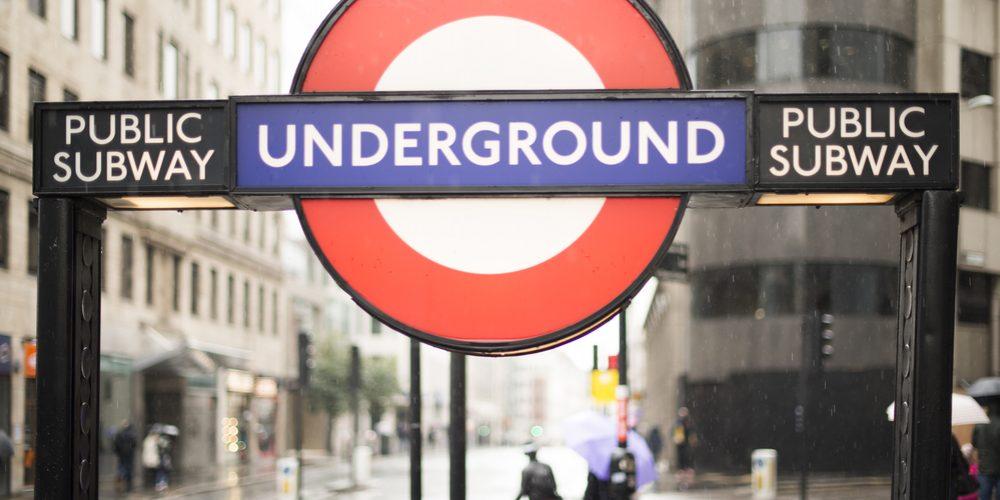 Londýnská MHD