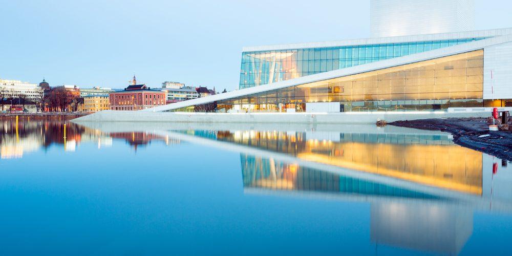 Oslo – v zemi Vikingů