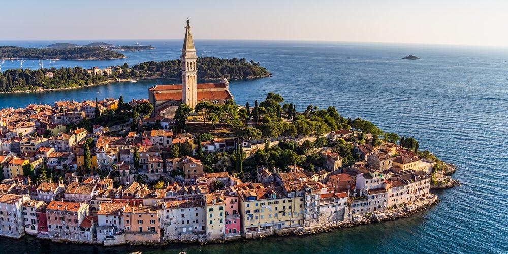 Rovinj – perla chorvatského pobřeží