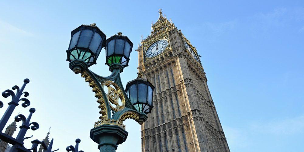 10 nejatraktivnějších památek Londýna
