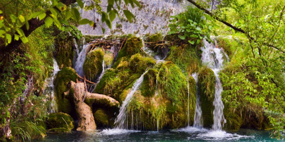 Návštěva Plitvických jezer